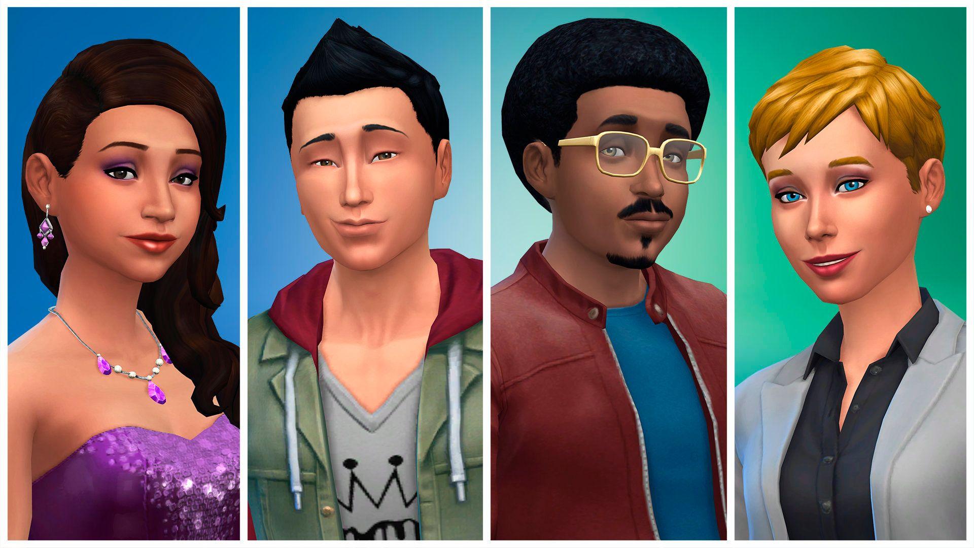 Sims 4 nagie sexy clip