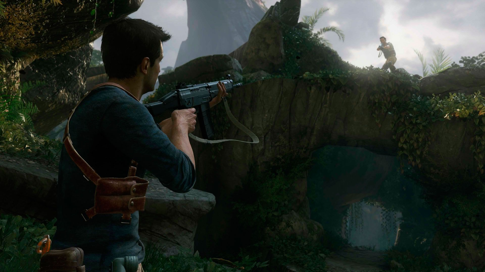 Uncharted 4: Путь вора изображение 1