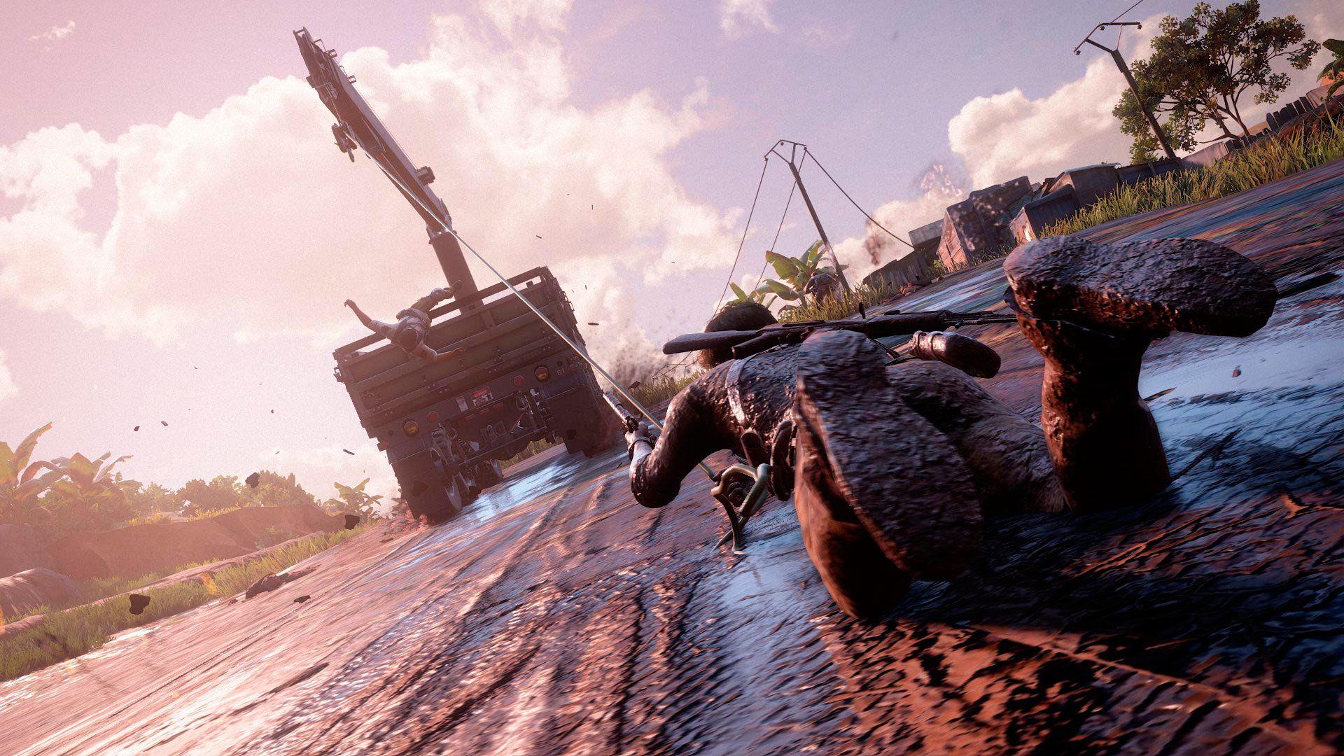 Uncharted 4: Путь вора изображение 2