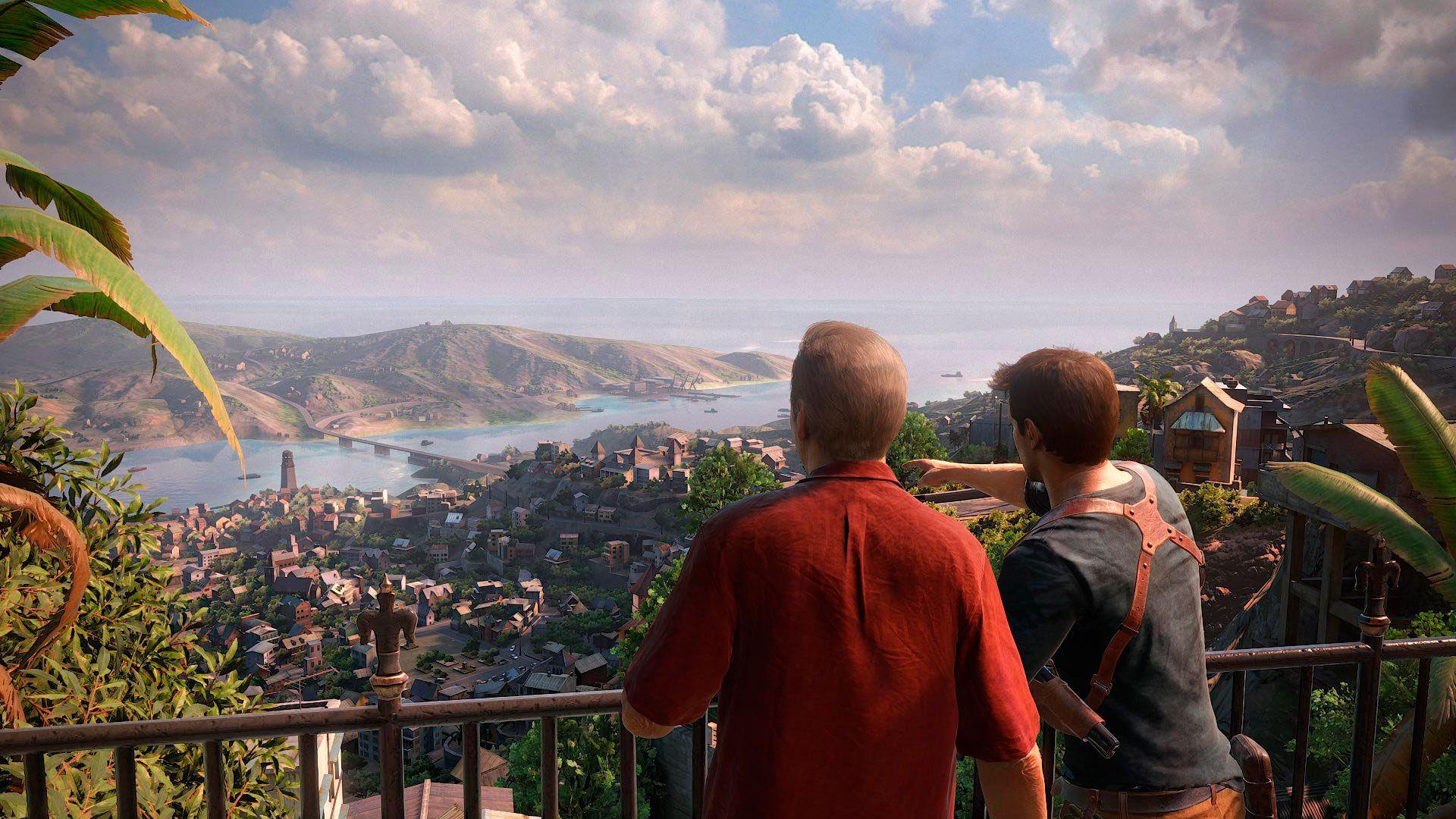 Uncharted 4: Путь вора изображение 3