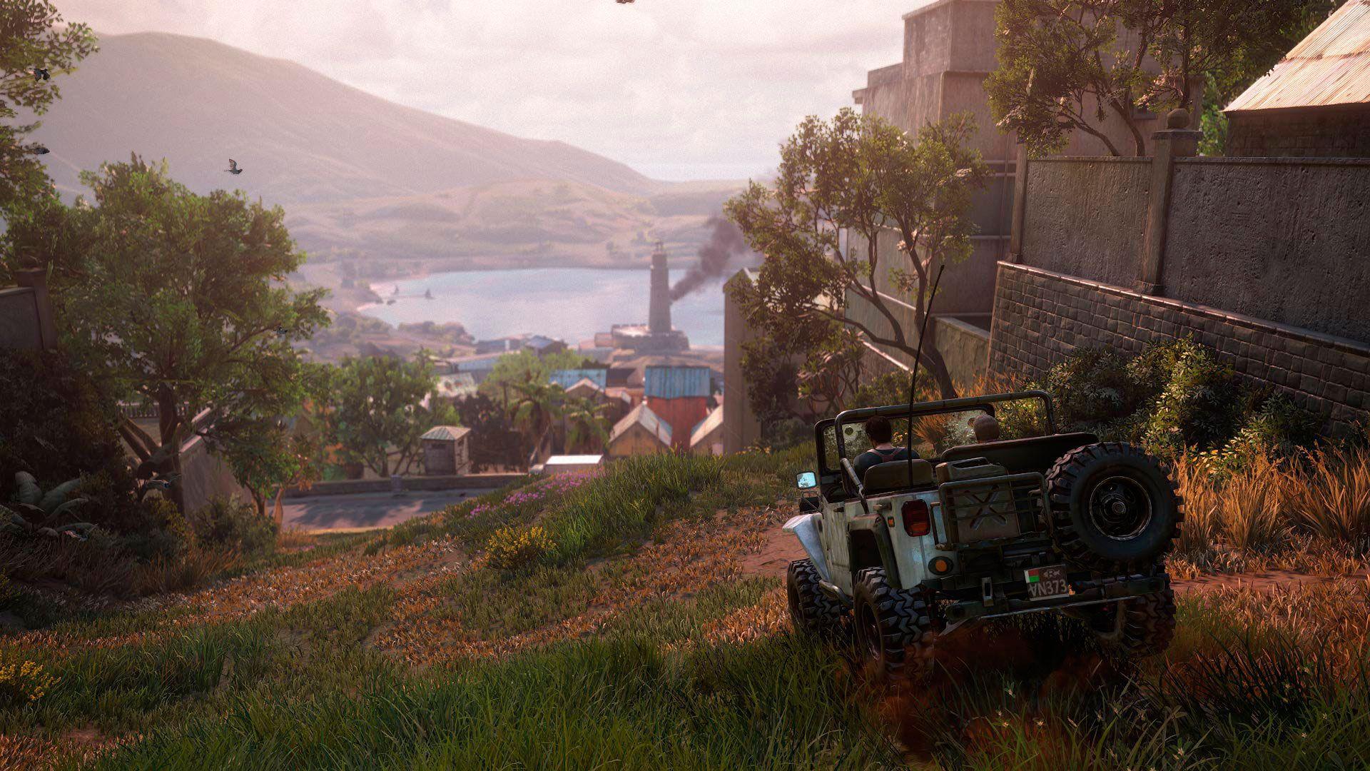 Uncharted 4: Путь вора изображение 4