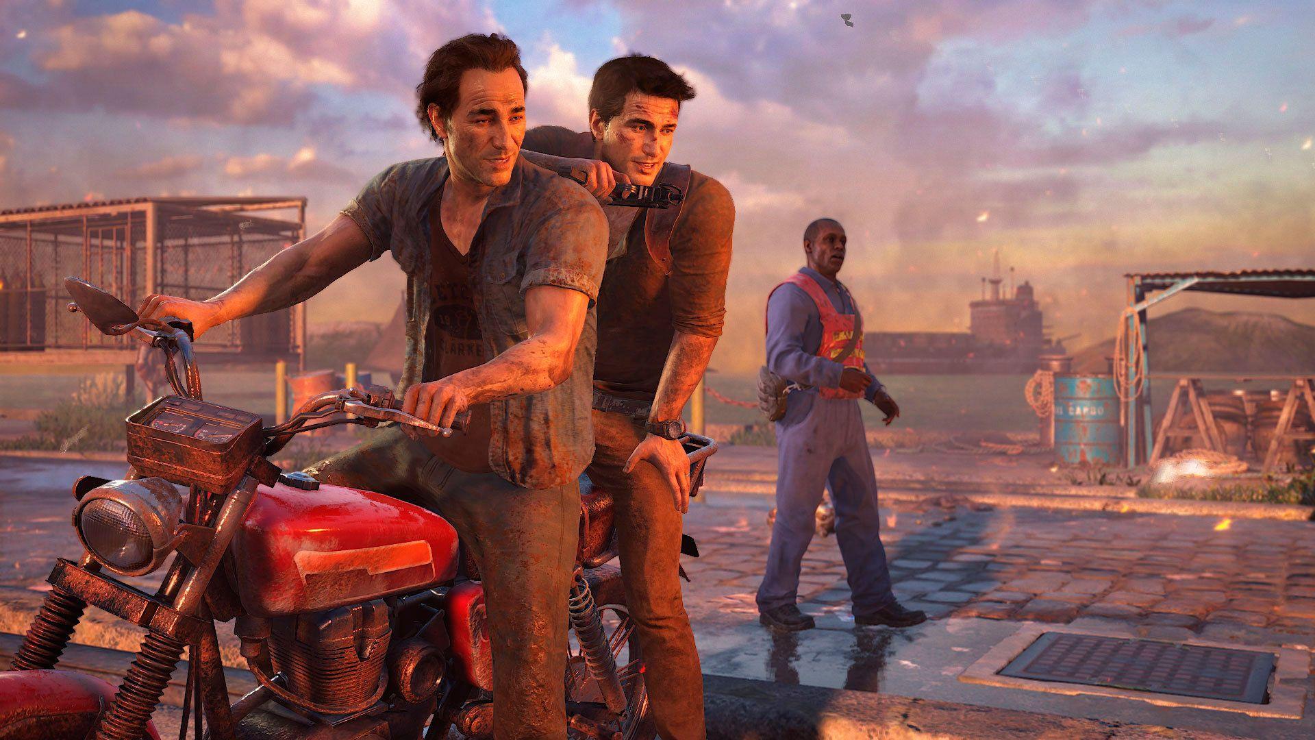 Uncharted 4: Путь вора изображение 5
