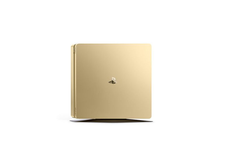 PlayStation 4 Slim 500Gb Золотая изображение 0