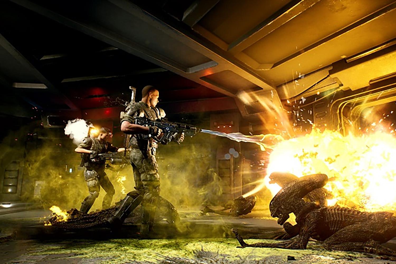 Aliens: Fireteam Elite изображение 3