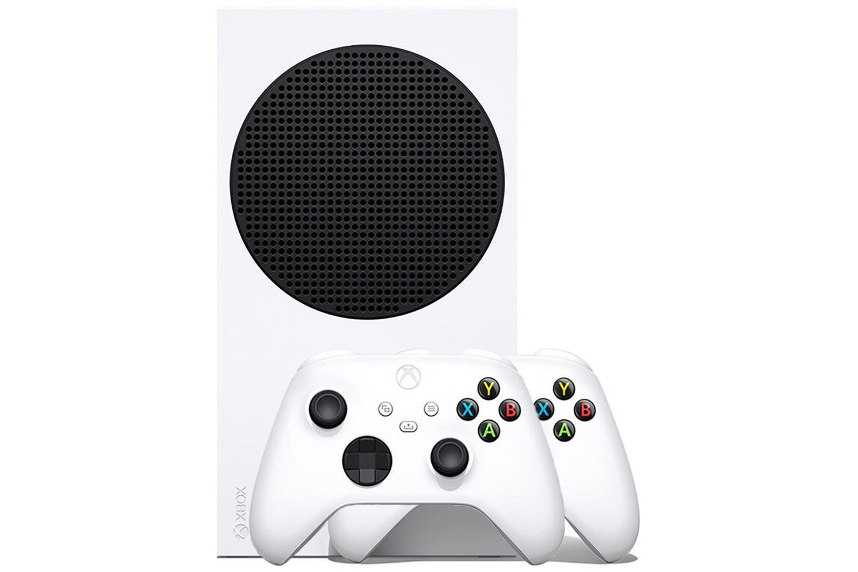 Xbox Series S и 2 джойстика [XBSeB2G]