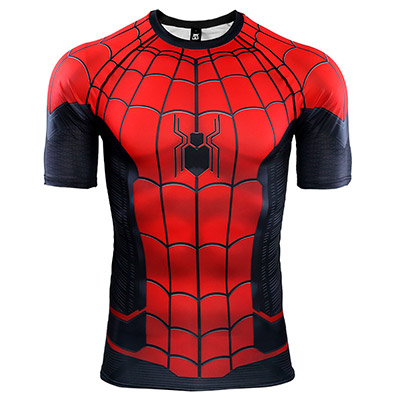 футболка классический человек паук [ftb103]