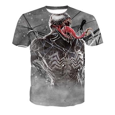 футболка веном #1 [ftb105]