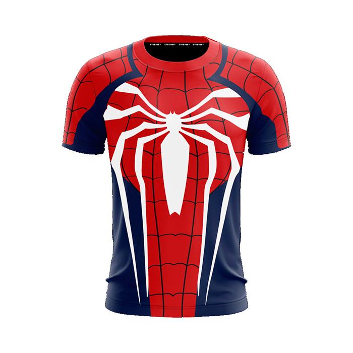 футболка человек паук [ftb101]