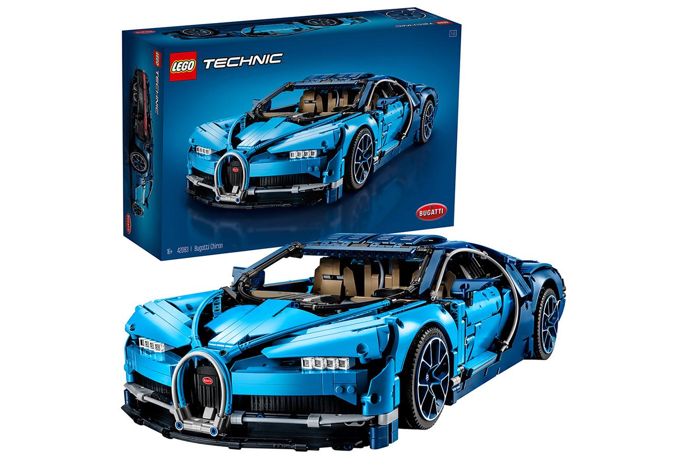 Bugatti Chiron изображение 0