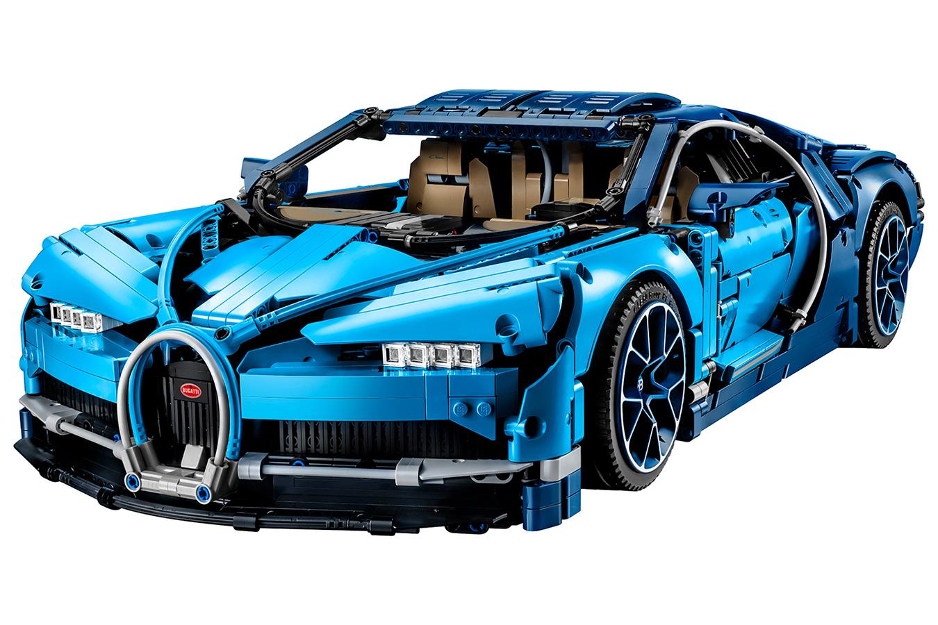 Bugatti Chiron изображение 1
