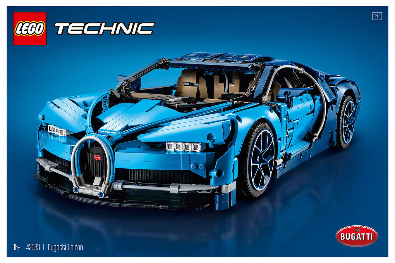Bugatti Chiron изображение 2