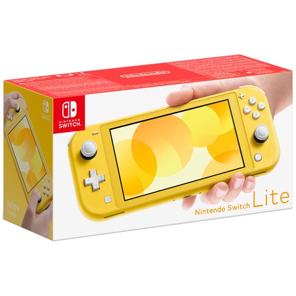 Switch Lite желтая изображение 3