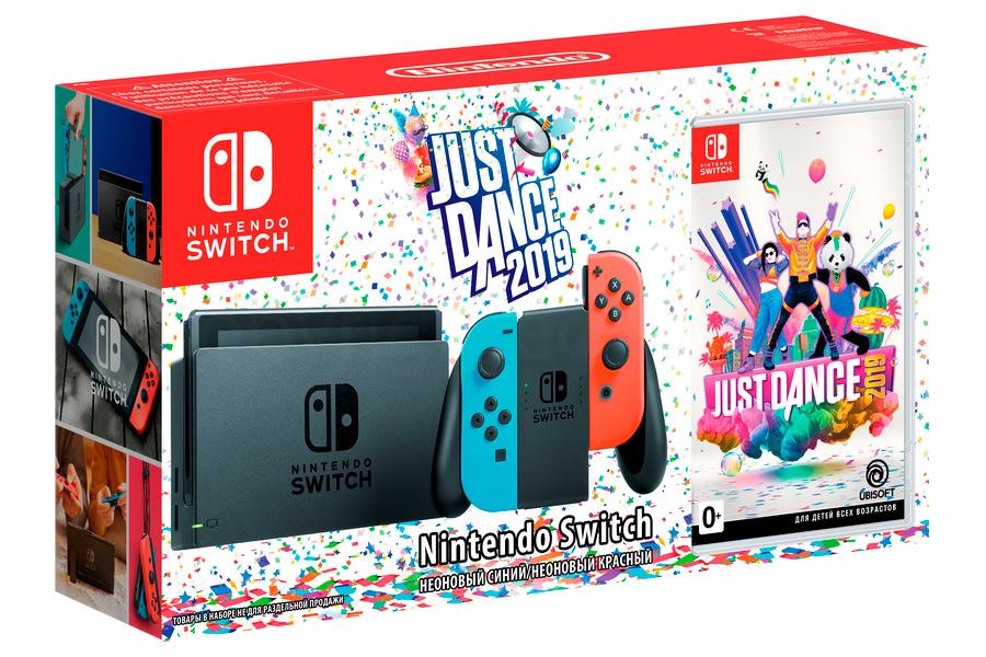 Switch и Just Dance 2019 изображение 0