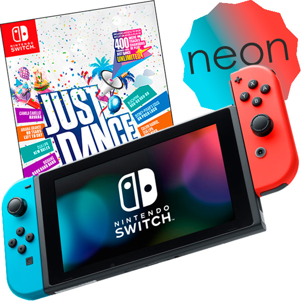 Switch и Just Dance 2019