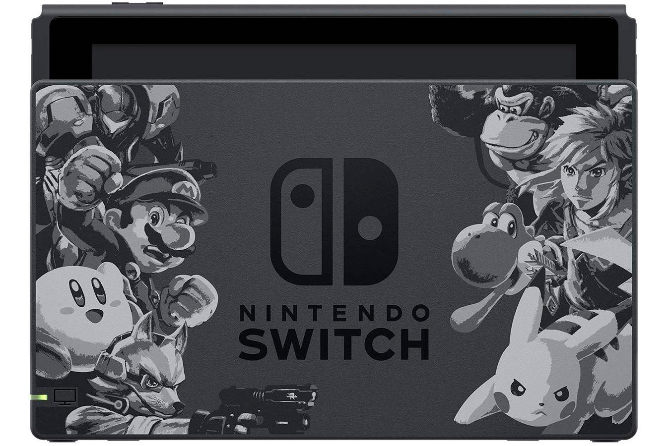 Switch Super Smash Bros изображение 4