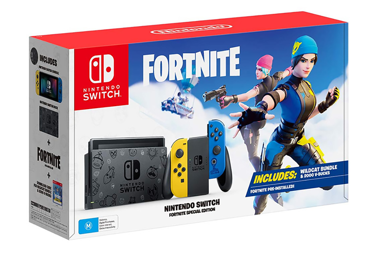 Nintendo Switch Fortnite особое издание [NSFSE]