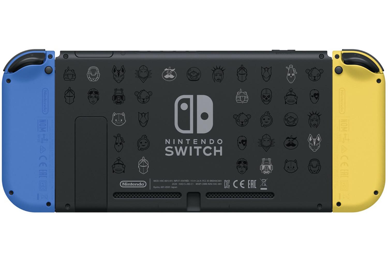 Switch Fortnite Bundle изображение 2