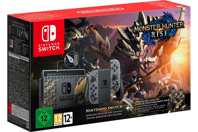 Nintendo Switch Monster Hunter Rise особое издание [NSBMHR]