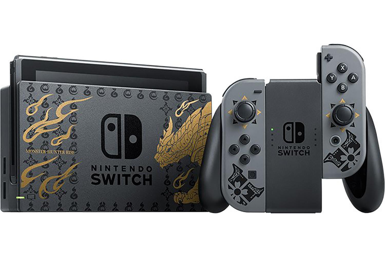 Nintendo Switch Monster Hunter Rise изображение 0