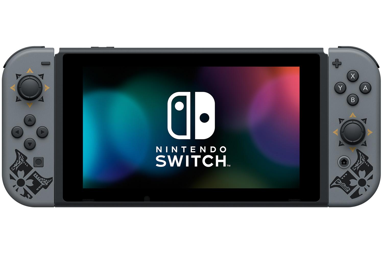 Nintendo Switch Monster Hunter Rise изображение 1