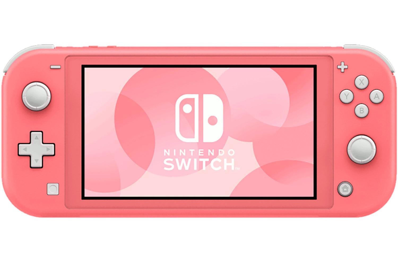 Nintendo Switch Lite розовая [NSLCP]