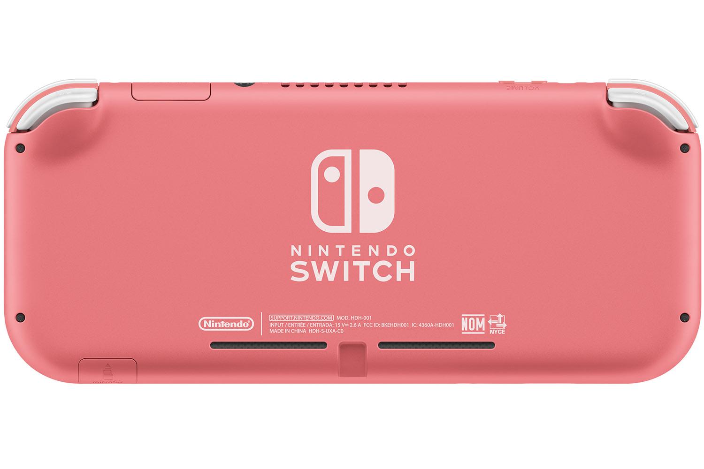 Switch Lite розовая изображение 0