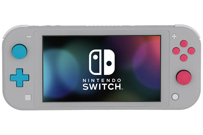Nintendo Switch Lite Zacian&Zamazenta Edition [NSLZZE]