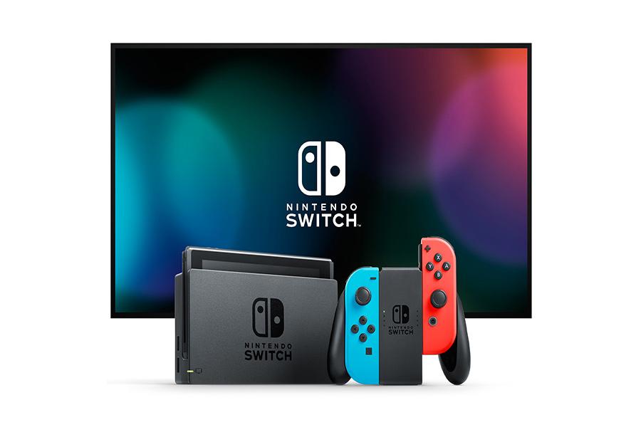Обновленный Switch неоновый изображение 2