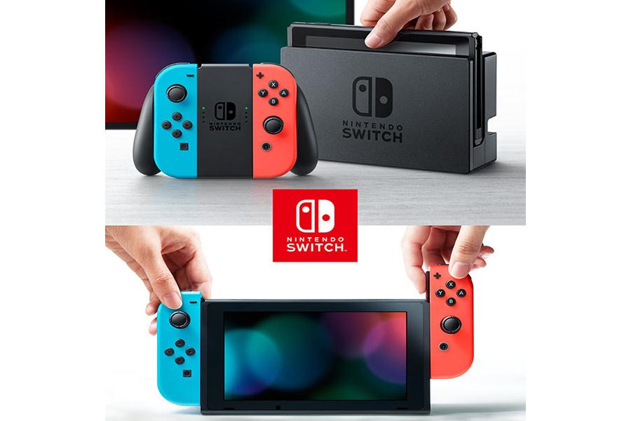 Обновленный Switch неоновый изображение 3
