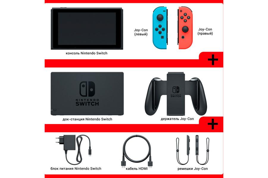 Обновленный Switch неоновый изображение 4