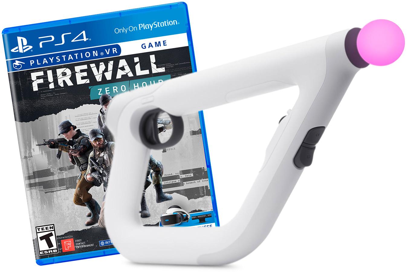 AIM Controller и Firewall Zero Hour для PlayStation VR [CECHYA-ZRA2]