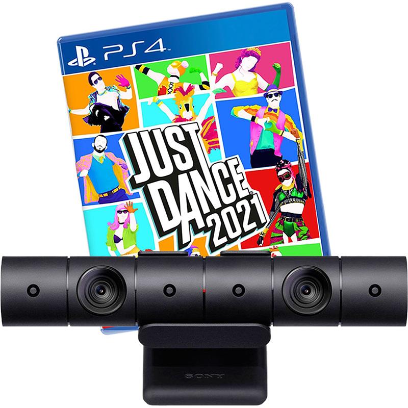 Камера Just Dance 2021