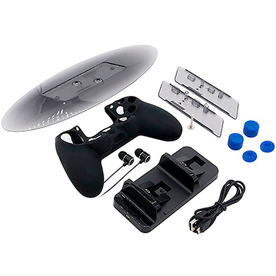 Комплект 5 в 1 для PlayStation 4