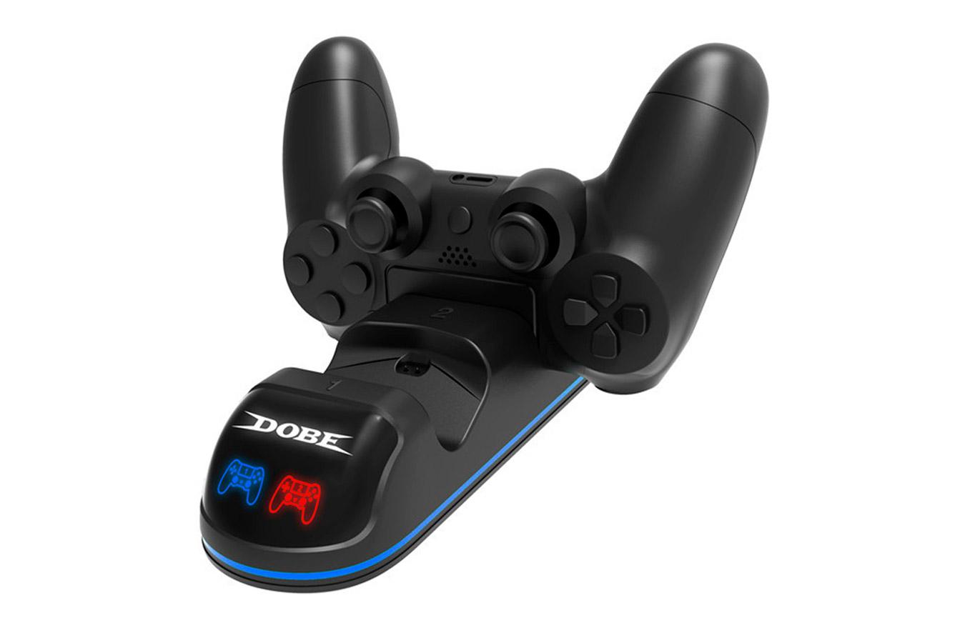 Беспроводная зарядка DualShock 4 изображение 2