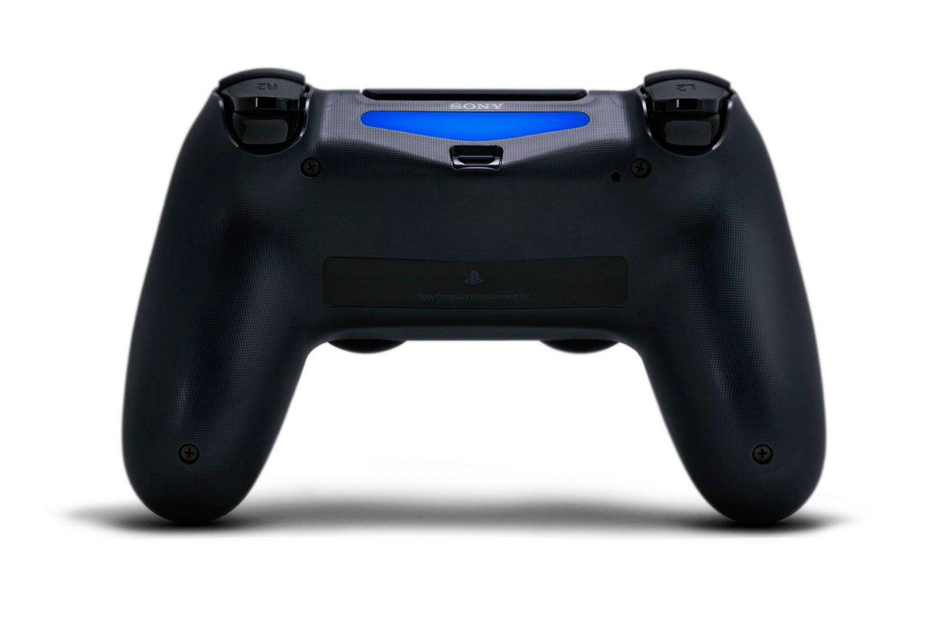 DualShock 4 черный изображение 4