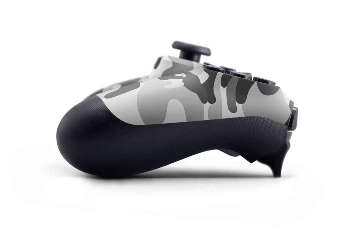 DualShock 4 камуфляж изображение 2