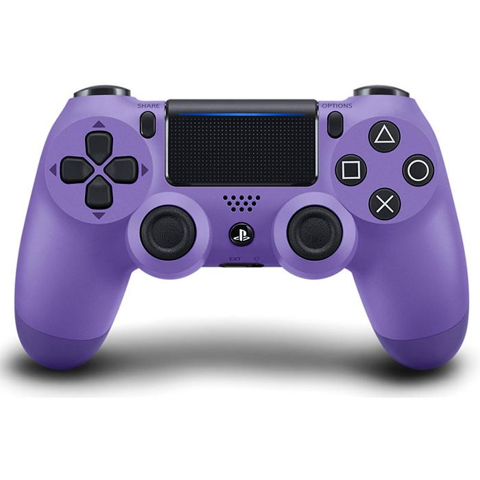 DualShock 4 электрик пурпурный