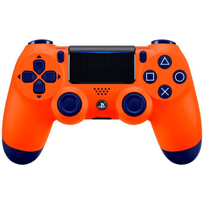 DualShock 4 закатный оранжевый