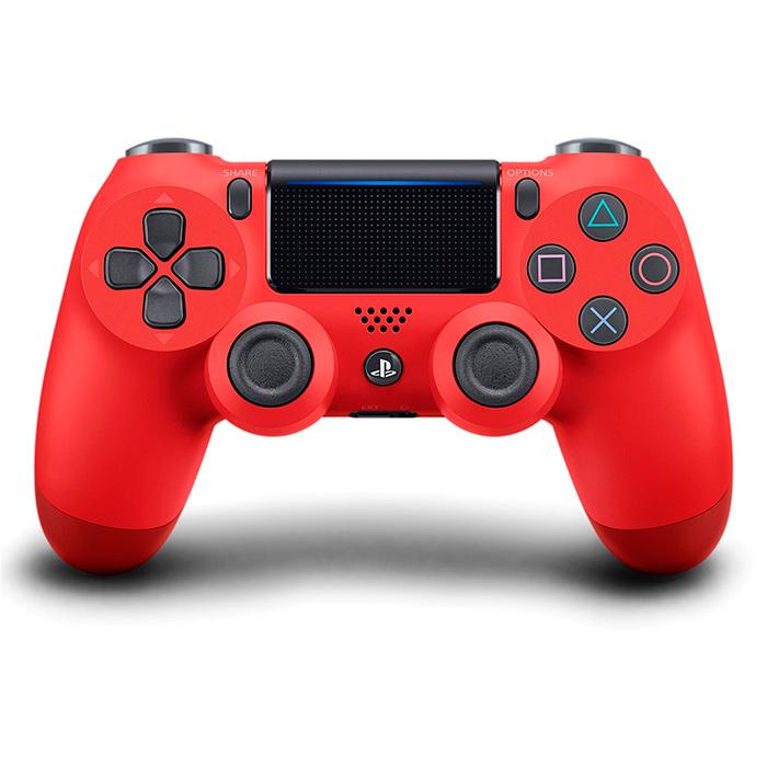 DualShock 4 красный