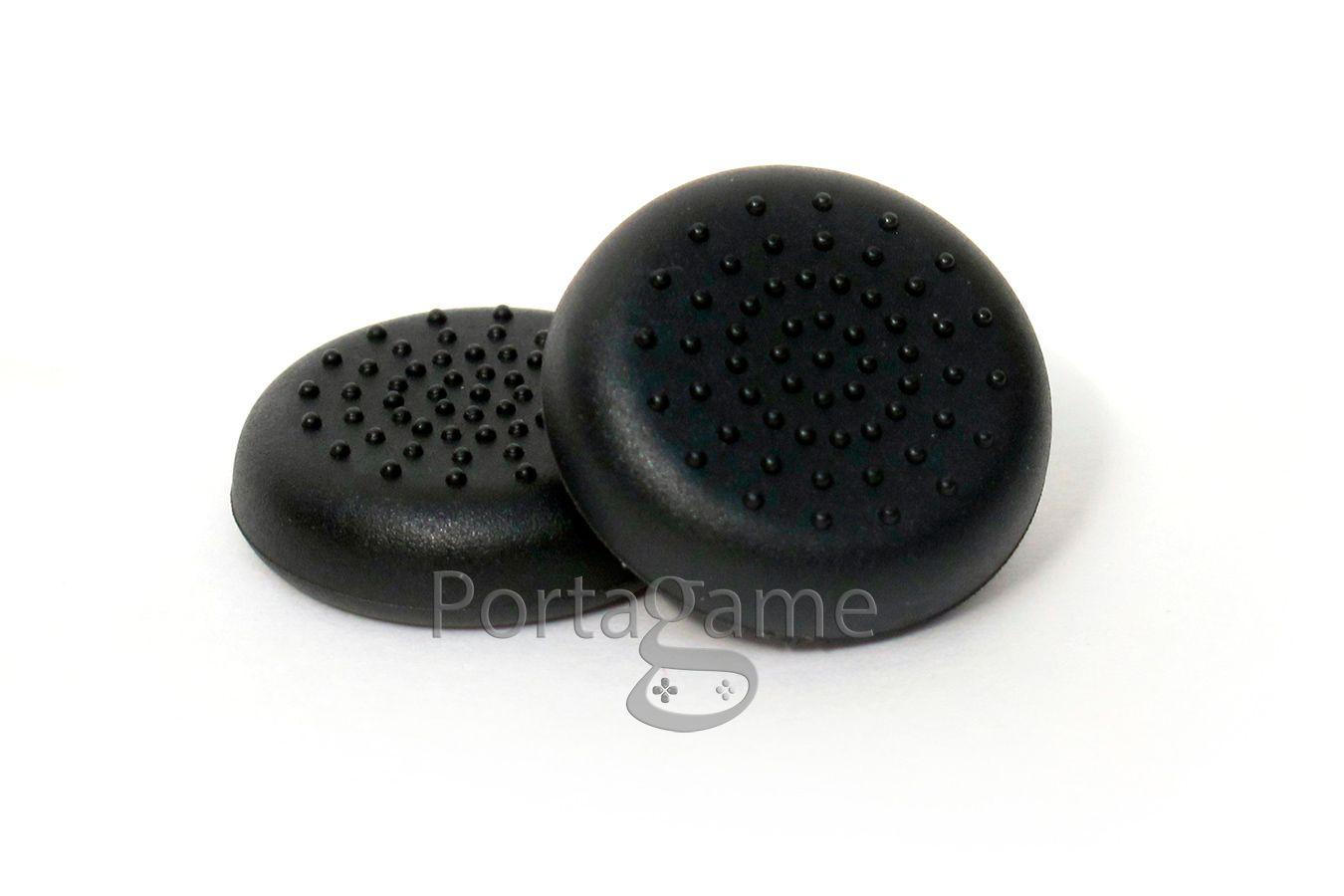 Накладки на стики DualShock 4 черные [PS4SC]