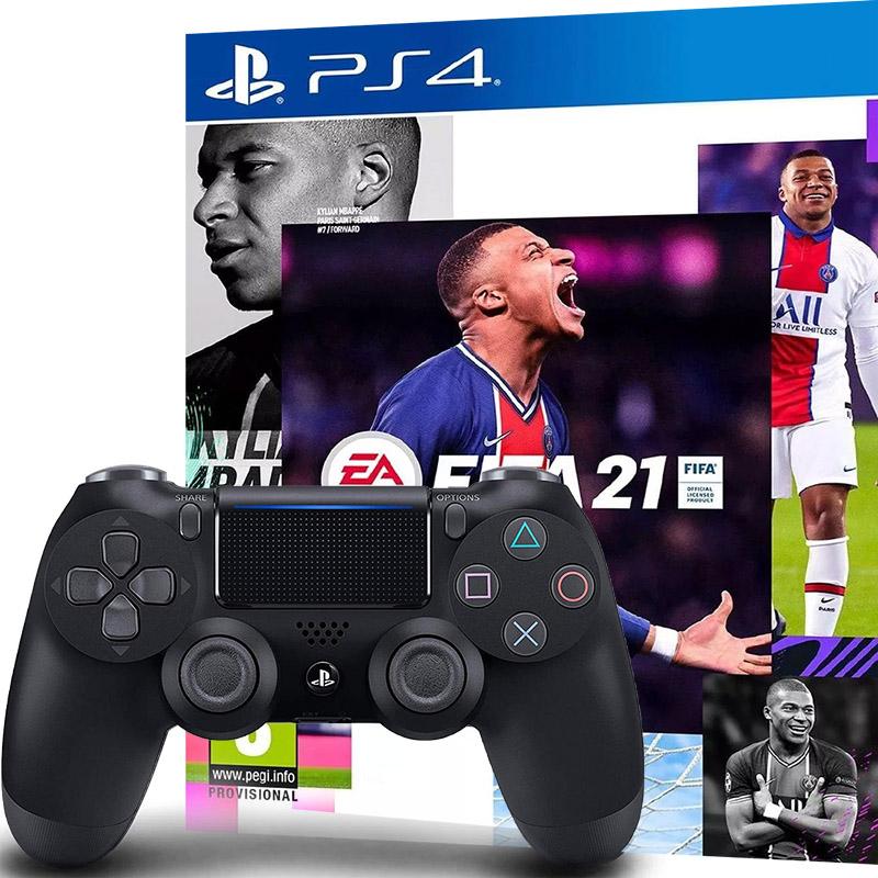 DualShock 4 FIFA 21