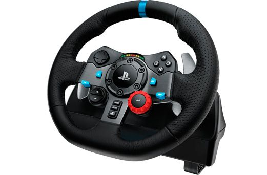 Logitech G29 Driving Force игровой руль для PlayStation [LTG29]