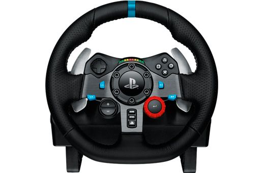 Logitech G29 Driving Force изображение 0