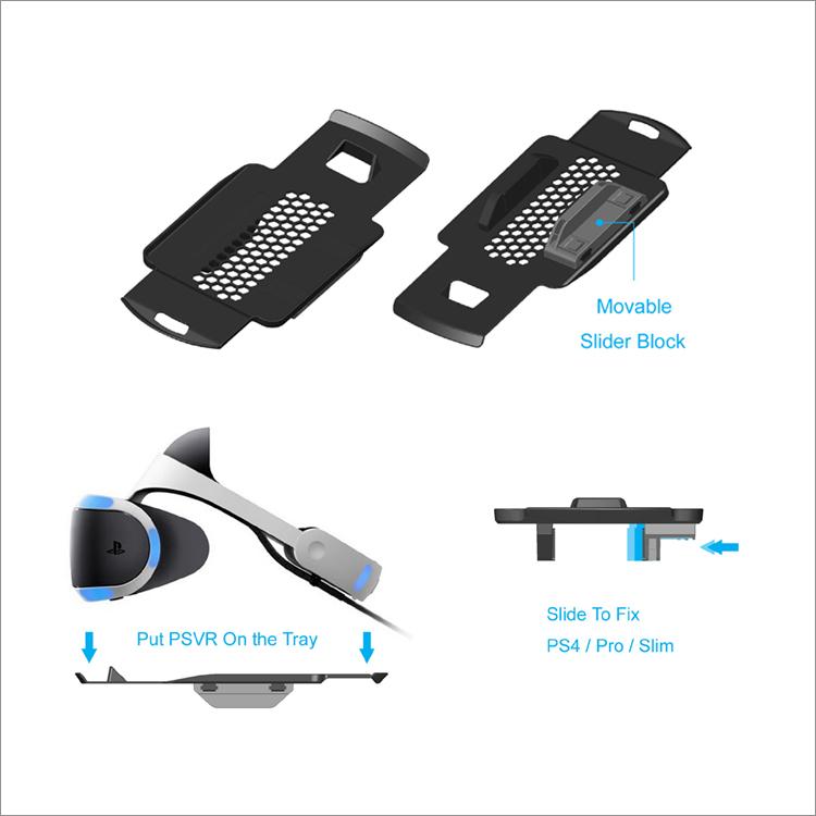 Подставка для PS4 VR изображение 2