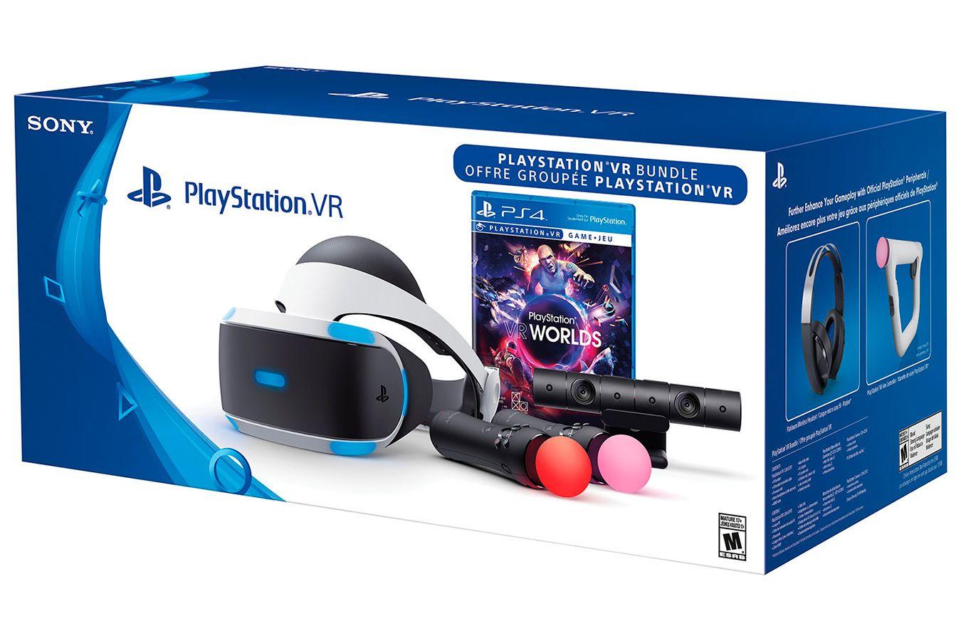 PlayStation VR Launch Bundle изображение 0