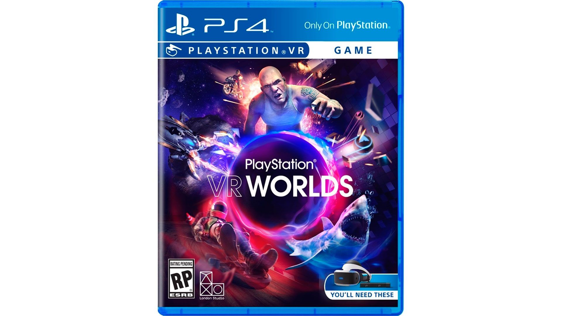PlayStation VR Launch Bundle изображение 3