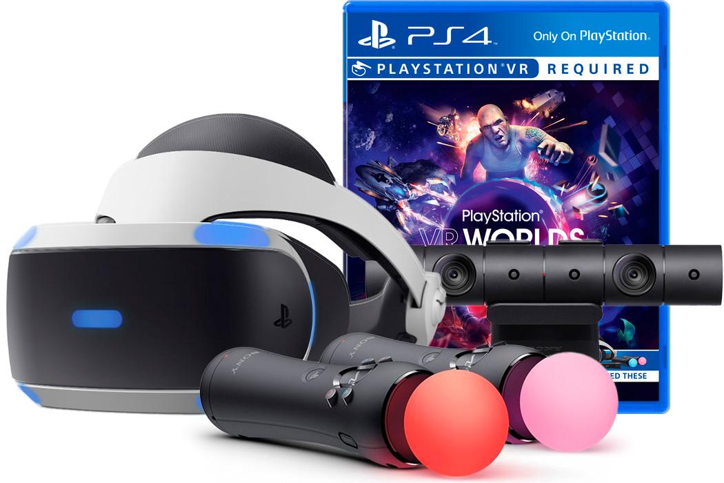 PlayStation VR V2 набор Mega Bundle [PSVRLB2]