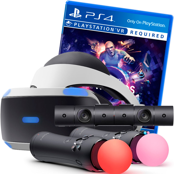 PS4 VR Mega Bundle V2