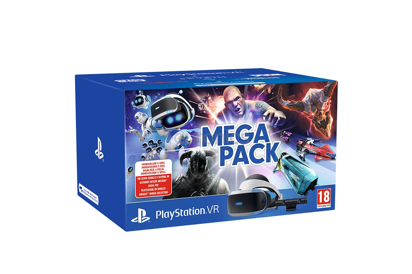 PlayStation VR Mega Pack V2 набор #1 [PSVRLP2]