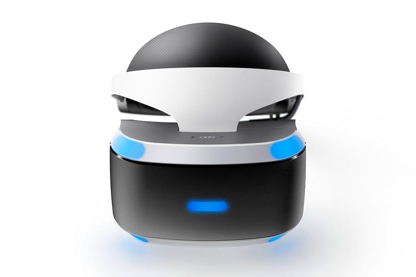 Шлем PlayStation VR изображение 0